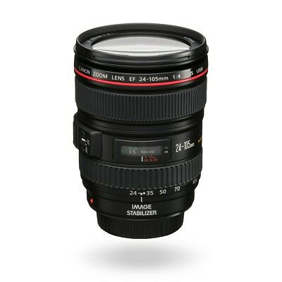 Used: Canon EF 24-105mm f/4.0 IS USM L Lens. Mint/Wonderful/Excellent Condition.