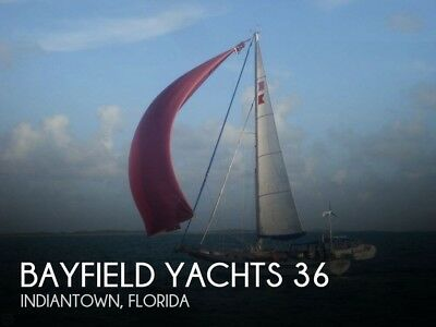 1988 Bayfield Yachts 36 Used