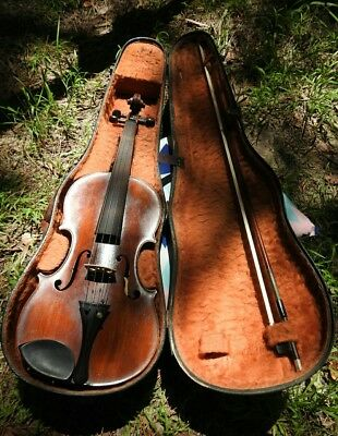 Medoi Fino Violin made in Jerome Thibouville Lamy France