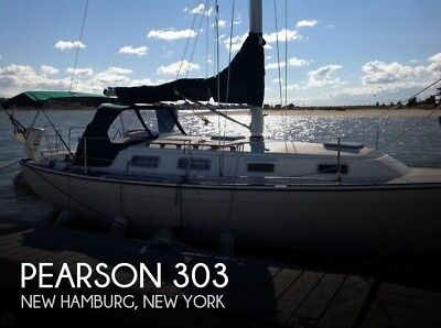 1984 Pearson 303 Used
