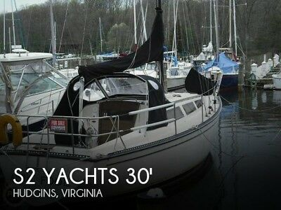 1981 S2 Yachts 9.2 Meter A Used