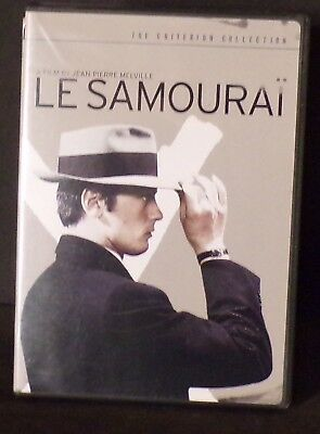 Le Samourai (DVD, 2005, Criterion Collection) {Includes Booklet}