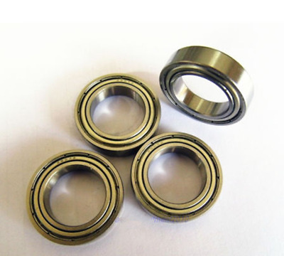 "10 Sealed Ball Bearing R3DD 3//16/""x 1//2/""x 0.196/"""