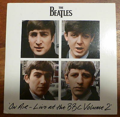 On Air Live at the BBC EP Volume 2 Beatles promo sampler CD 5 track 2013