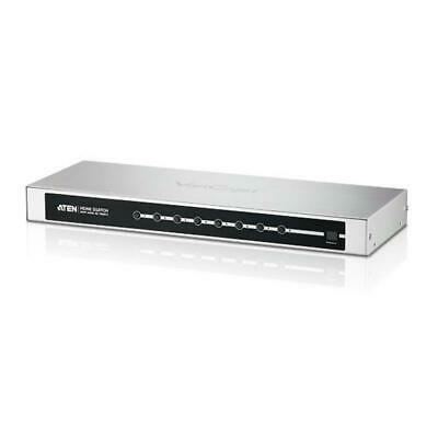 Aten VanCryst 8 Port HDMI Video Switch Audio and Infra-Red Remote Control