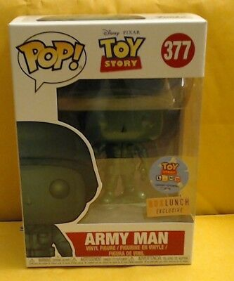 Funko Pop Disney! Toy Story: Army Man (377) -Box Lunch Exclusive-