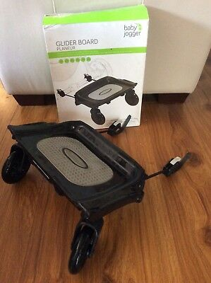 BABY JOGGER CITY SELECT GLIDER BOARD for Strollers-Black and grey Cheap
