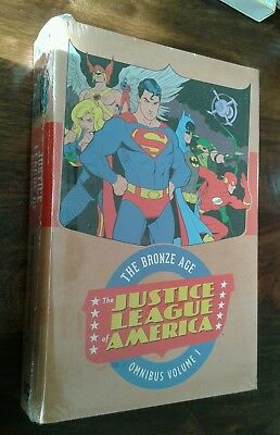 Justice League of America: The Bronze Age - Omnibus Vol 1