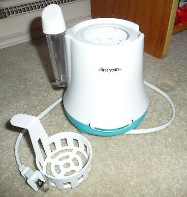 THE FIRST YEARS Bottle Warmer Great Condition Baby Nursery Bottle Feeding