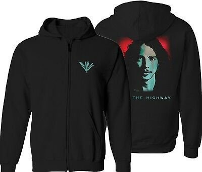 CHRIS CORNELL Concert Hoodie LARGE Official Tribute Show 1/16/2019