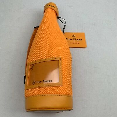 New Veuve Clicquot Champagne Cozy Insulated Ice Jacket Bottle Cover New Style