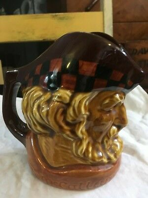 VINTAGE McCallum whiskey - WADE REGICOR - water jug