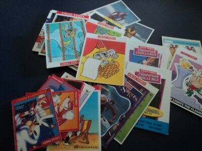 50 Uncle Tobys Trading Cards
