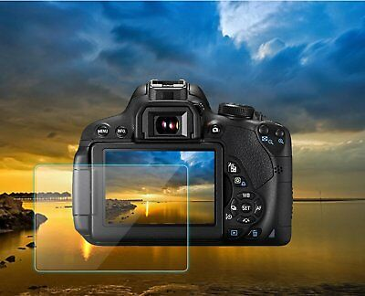 2X] TEMPERED GLASS Screen Protector For Sony RX100/A7M2/A7R/A7R2