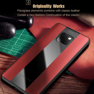 Pour Huawei P20 Mate 20 Pro TPU GEL CASE Meilleure Protection Cover Etui coques
