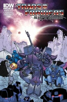 Transformers Heart of Darkness (2011) #   2 COVER A (8.0-VF)