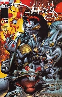 Tales of the Darkness (1998) #   1-4 (8.0/9.4-VF/NM) COMPLETE SET