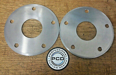 97-05 Wheel Spacers Mk1 Pair of Spacer Shims 5x108 for Volvo C70 5mm