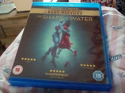 The Shape Of Water - Blu Ray
