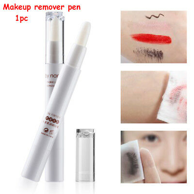 Beauty  Convenient Lip Eyeliner Cosmetic tool Makeup Remove Pen Cleansing Cream