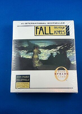 Fall on Your Knees by Ann-Marie MacDonald (2002, CD, Abridged) - Brand New