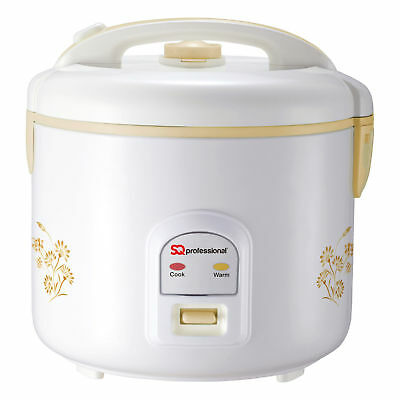 2.8L Non Stick Deluxe Automatic Electric Rice Cooker Steamer Pot Warm Cook 1000W