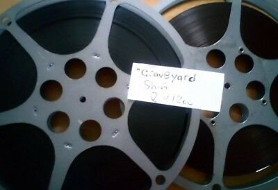 "16Mm  ""graveyard Shift"" Usa Tv/series  ' Circle Of Fear *spanish Track* N/"