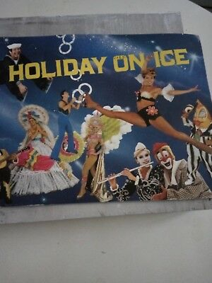 Programme Holiday On Ice 1987