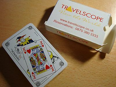 Travelscope  Playing Cards