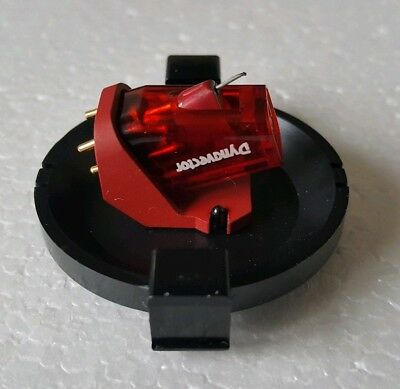 DYNAVECTOR 10X2 CARTRIDGE home/sound/audio/music/record/deck/turntable/tonearm