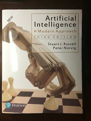 Artificial Intelligence : A Modern Approach by Stuart Russell, Peter Norvig and
