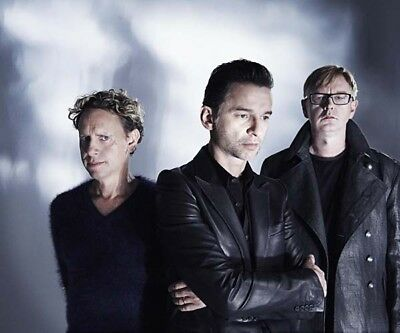 Depeche Mode UNSIGNED photograph - M9909 - English electronic band - NEW IMAGE!!