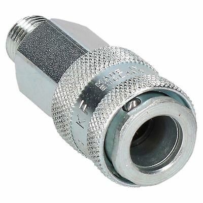 "Japanese American Nitto Profile Female Coupler 1/4"" BSP Air Fitting Coupling"