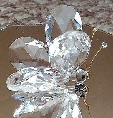 Swarovski Crystal animals Large Butterfly