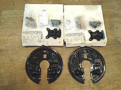 "GM G-Body Backing Plate Wheel Cyl KIt PAIR # 641-1478 1978-92 S-10 BOPC 9.5"" R/L"