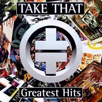 Take That Greatest Hits Cd (Very Best Of)