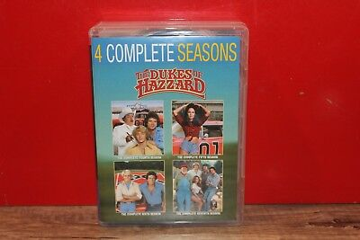 The Dukes of Hazzard: Seasons 4-7 (DVD, 2018) GOOD CONDITION! FREE SHIPPING!