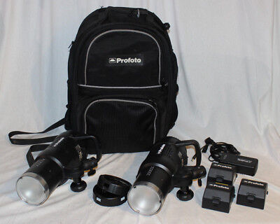 Profoto B1 500 AirTTL 2-Light Location Kit with Backpack and 3 batteries #4