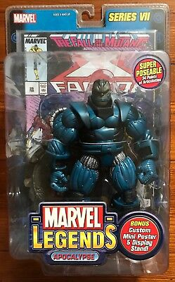 Marvel Legends Apocalypse Series Vii 7 Toybiz New Rare!