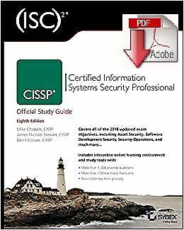 CISSP Certified Information Systems Security Professional 8th (PDF/EB00k)
