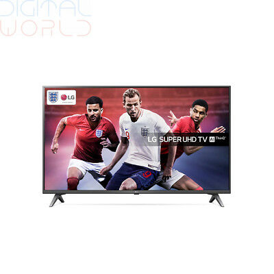 LG 49SK8000PLB 49-Inch Super UHD 4K HDR Premium Smart LED TV Freeview Play