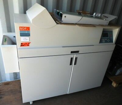 BOURG BDFX Document Finisher / Booklet Maker - RTAuctions**