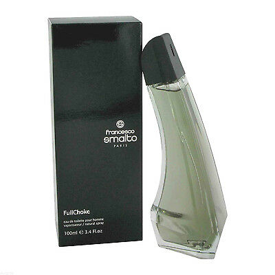 "Francesco SMALTO FULLCHOKE Homme - EDT 50 ml Neuf / ""PROMO"""