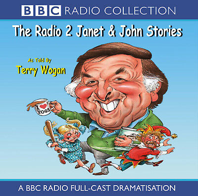 The Radio 2 Janet and John Stories Complete Box Set 7 CD's Read By Terry Wogan