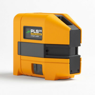 Pacific Laser Systems PLS3GKIT 3G Green Laser Level with Kit