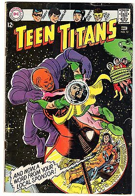 Teen Titans #12, Very Good - Fine Condition