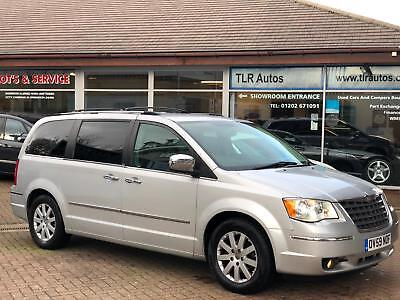 59 Chrysler Grand Voyager 2.8CRD auto Limited Massive spec, Stow & Go