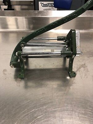 NEW WINCO French Fry Cutter 8 Wedge Blade FFCT-8