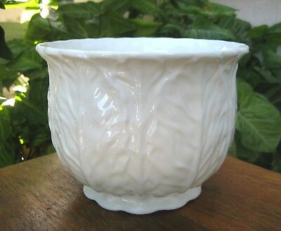 COALPORT Bone China Countryware Flower Pot Jardiniere Cache Pot Made in England