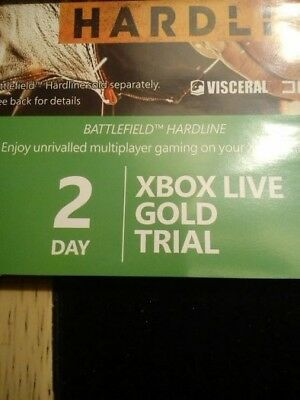 Xbox Live 2 Days Gold Online - Code - Instant